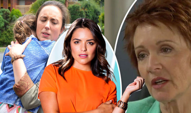 Neighbours Weekly Recap Susans Murder And Paiges Pregnancy Sorrow Tv Radio Showbiz Tv Express Co Uk