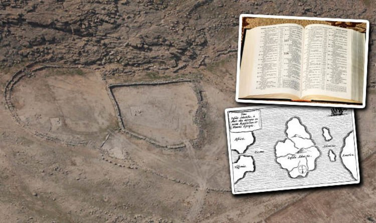 Atlantis FOUND: Lost city found in Israel - Bible proves Gilgal