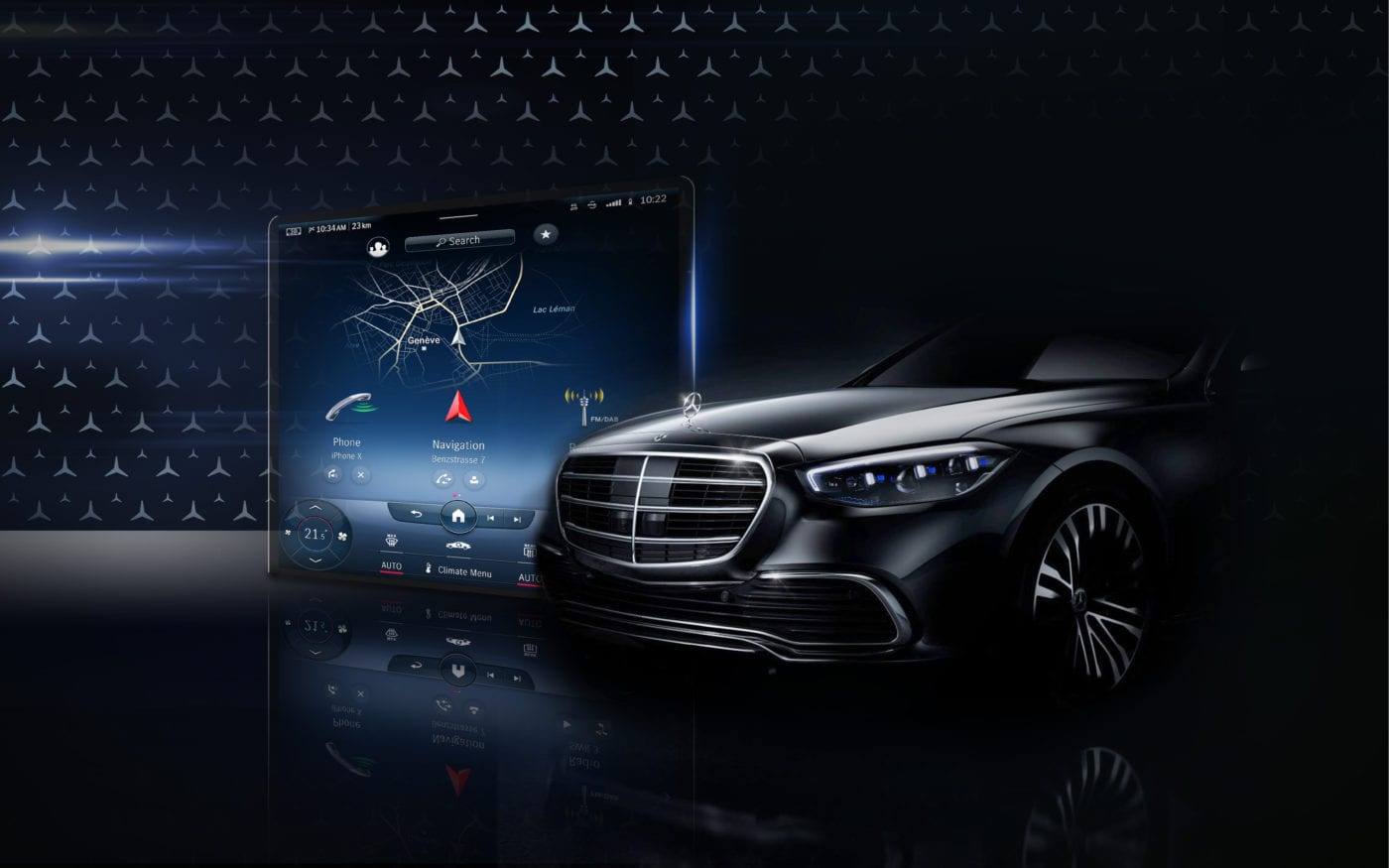 New Mercedes Benz S Class Preview Video Series