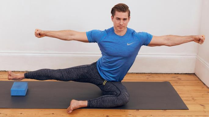 Kinstretch: the joint workout you should do every day (whatever your