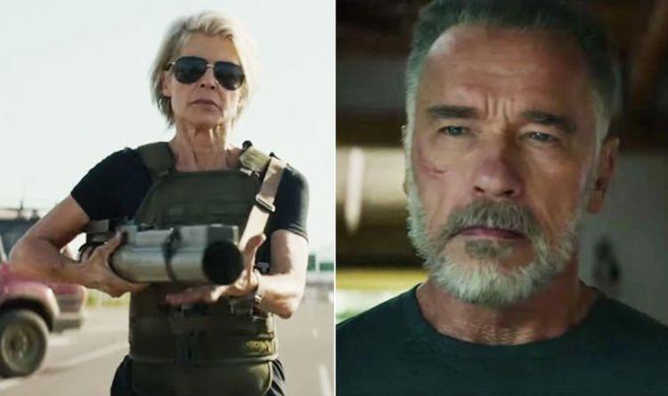 Terminator Dark Fate TRAILER: Arnold Schwarzenegger RETURNS