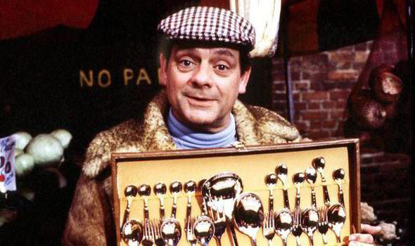 We re just like Del Boy  Meet the real-life wheeler dealers who hope ... 42da1c84802