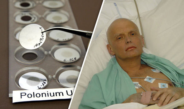 what is polonium 210 and what does it do to your body uk news