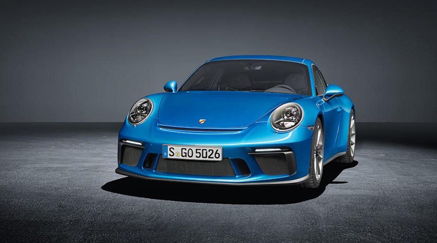 Porsche 911 Gt3 Specs Price Photos Review
