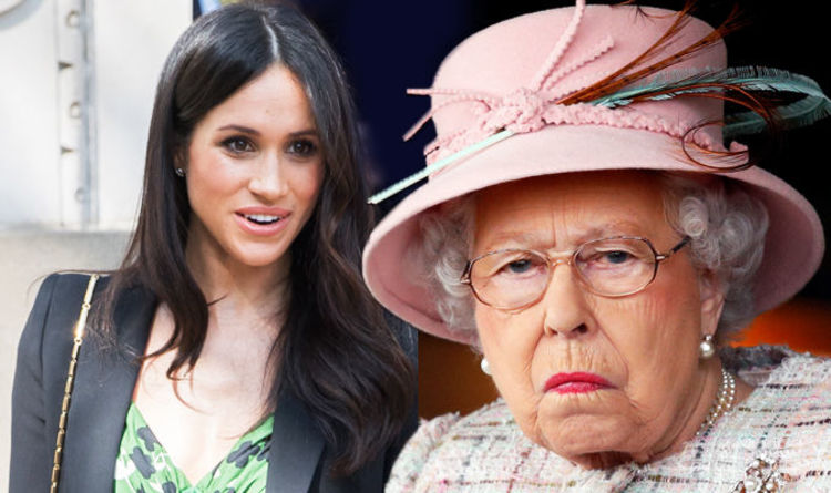 0c1c6328a76 Meghan Markle just broke Queen s  only  rule with one month to go until the  royal wedding