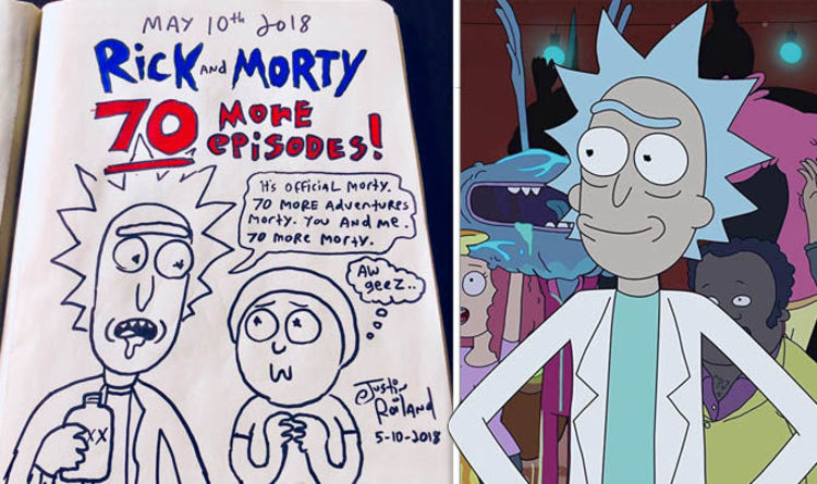 Rick and Morty season 4 release date: 70 episodes announced by