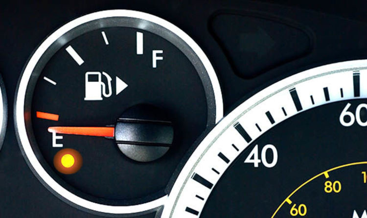 Fuel light - How far can you actually travel when it comes