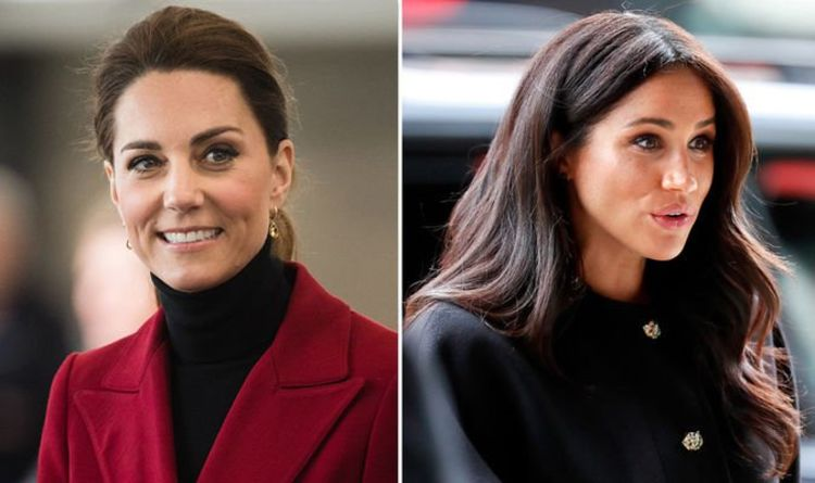 32bed1cacfe Royal family  Kate ahead of new mum Meghan in popularity poll ...