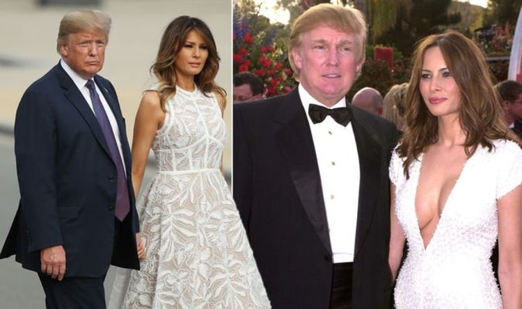 ab0e26359 Melania Trump: When did she marry Donald Trump? How much did the wedding  cost?