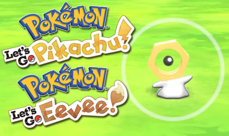 Pokemon Let's Go Meltan: How to catch Meltan and Melmetal