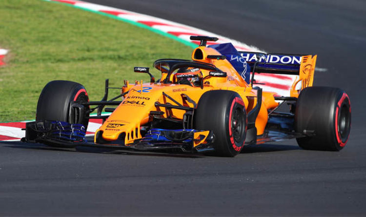 f1 2018 car liveries ranked and rated: mclaren beat mercedes
