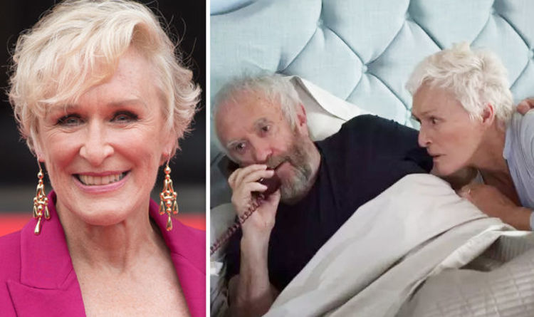 The Wife Glenn Close On Unexpected Sex Scene At The Start Of