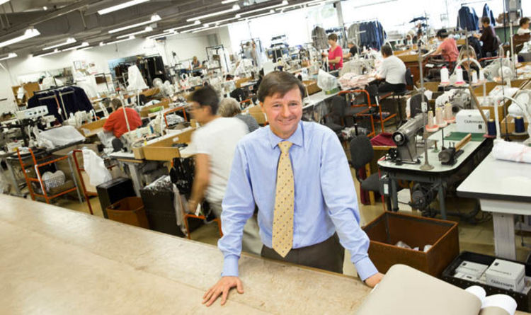 Fashion manufacturer DAVID NIEPER to open UK fabric printing plant ... 67a70352a208