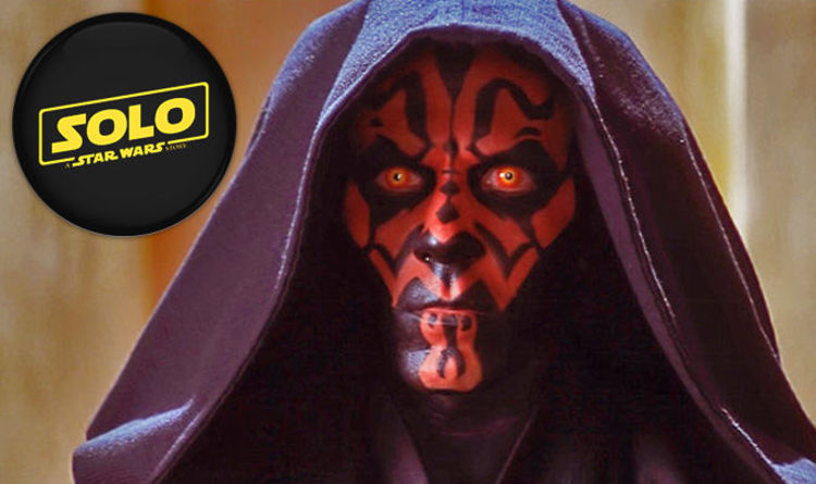 Star Wars Han Solo Movie Why Does Darth Maul Look So Terrible