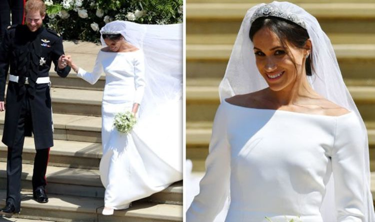 Meghan Markle News Why Duchess Wedding Dress Was A Poor Fit