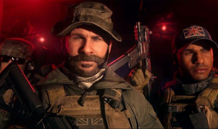 Call Of Duty Modern Warfare Update Cod Warzone Season 4 Patch