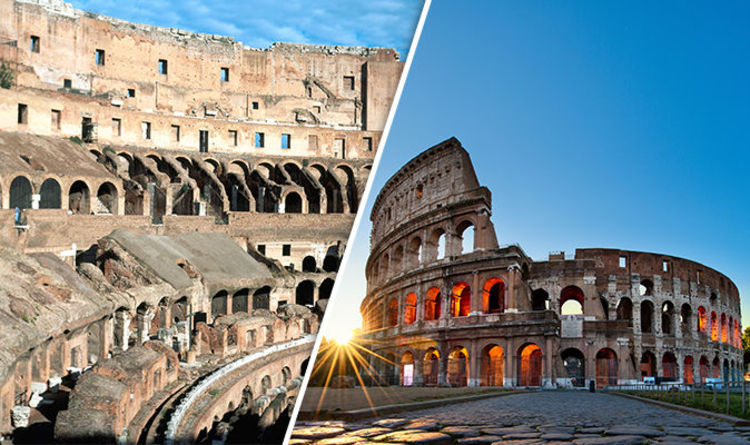 Rome Opens Colosseums Top Tier To Tourists For First Time In 40
