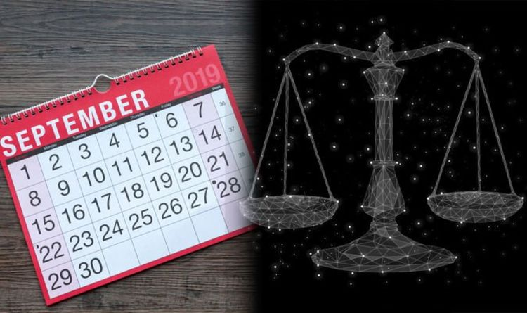 Libra September horoscope: Monthly astrology forecast - what