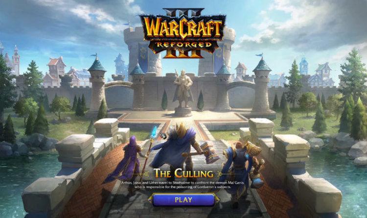Warcraft 3 Remastered New Warcraft Reforged 4k Release Price