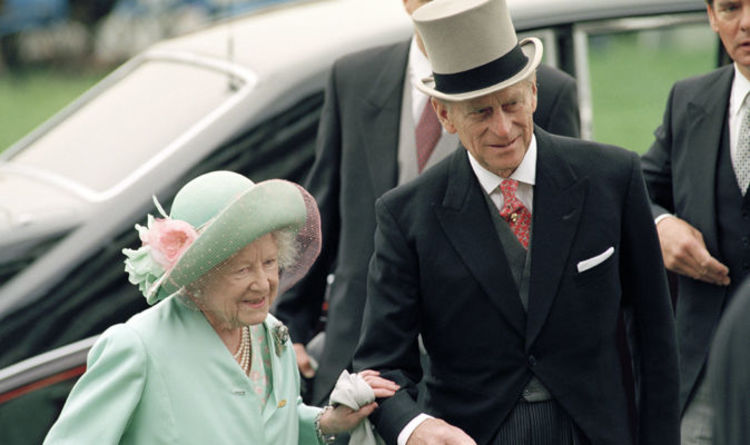 61c329afb7ecc Royal Family FEUD: How Queen Mother and Winston Churchill ganged up on  Prince Philip