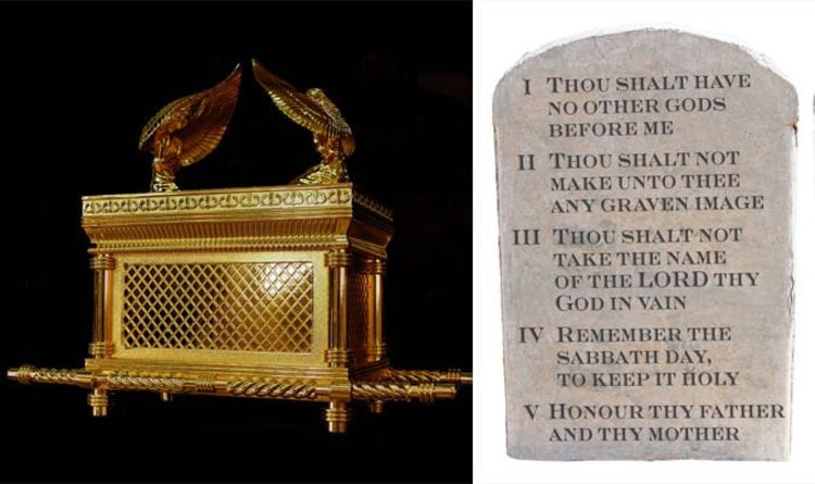 Ark Of Covenant Hidden In Ethiopia Archaeologists Close In On Real