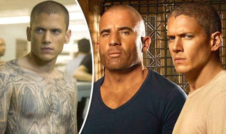 Image result for Prison Break Season 1