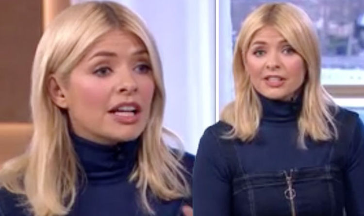 Holly willoughby reveals humiliating violation after this morning holly willoughby reveals humiliating violation after this morning upskirting chat tv radio showbiz tv express thecheapjerseys Images