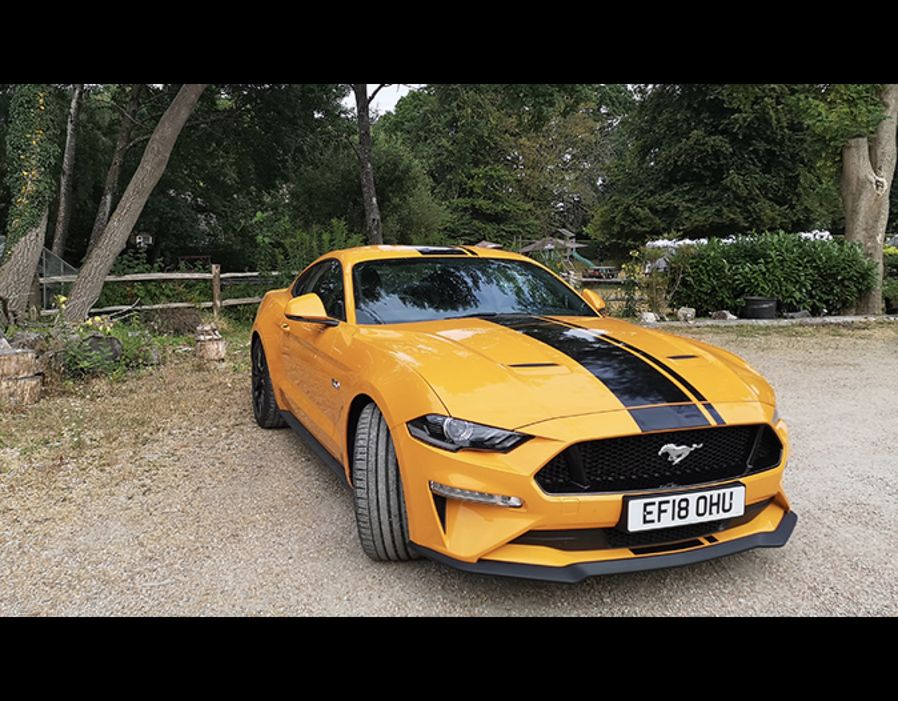 Ford Mustang GT 5 0 V8 2018 review: Drag race speeds, on the road