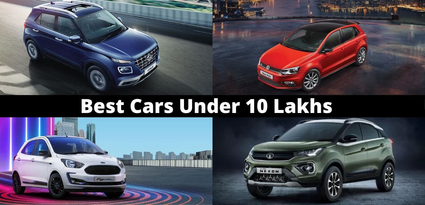 10 Best Cars Under 10 Lakhs In India To Buy In 2020