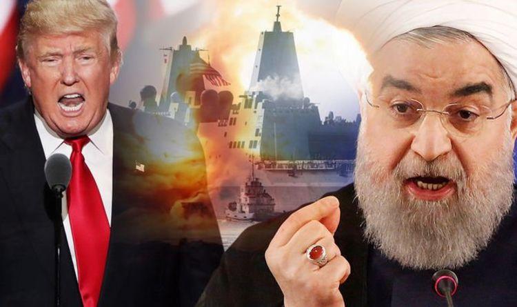 Resultado de imagem para trump vs iran