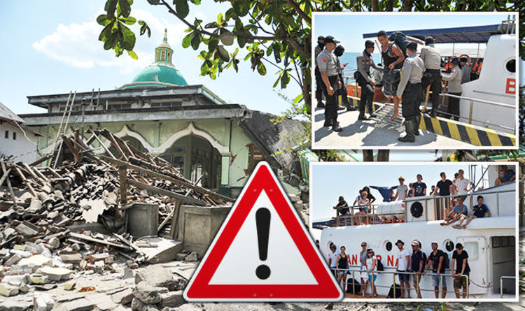 Bali Earthquake Is It Safe To Travel To Indonesia Latest Holiday
