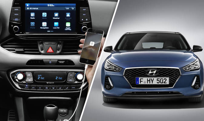 Hyundai I30 Preview Ahead Of 2017 Launch Express Co Uk