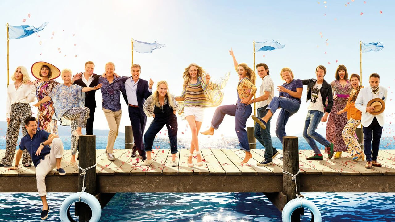 When Will 'Mamma Mia: Here We Go Again' Come to Netflix? - What's on Netflix