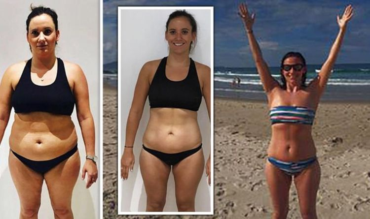 Weight Loss Diet Plan Which Saw Woman Lose 24lbs In 8 Weeks Foods And Exercise Revealed Express Co Uk