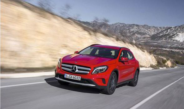 Mercedes Benz Joins The Ranks With Its New Soft Roader Gla 4x4