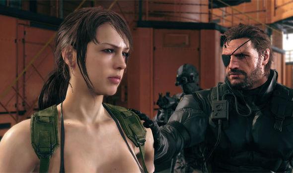 Metal Gear Solid 5: Konami warn fans of new Phantom Pain GLITCH that