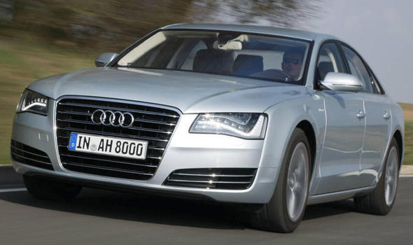 Economy In Form Of Audi A Expresscouk - Audi car company
