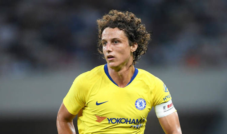 Chelsea transfer news: David Luiz makes announcement on his future