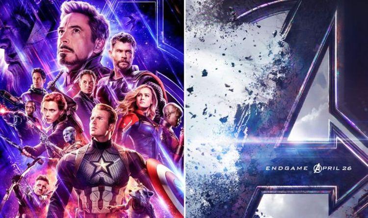 Thanos Endgame Poster Empire