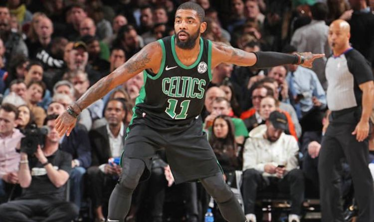 9b7109de5548 NBA news  Kyrie Irving to LEAVE Celtics if this happens