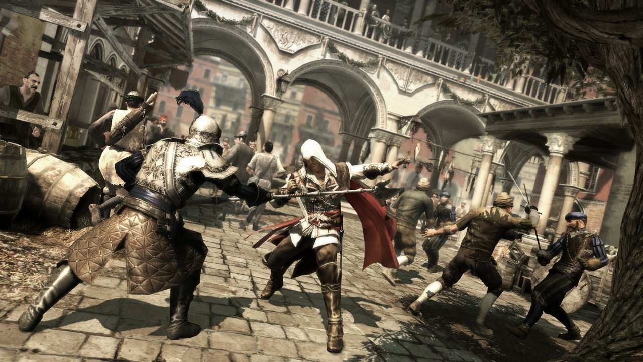Assassin S Creed Ii Ps3 Review Cgmagazine