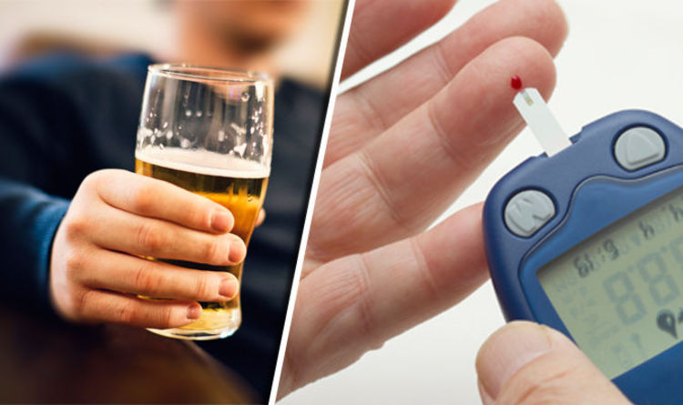 Alcohol can cause hypoglycaemia: Nine signs YOU could have low blood