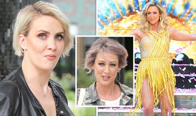 Strictly Come Dancing 2018 Faye Tozer Defended By Steps Co Star
