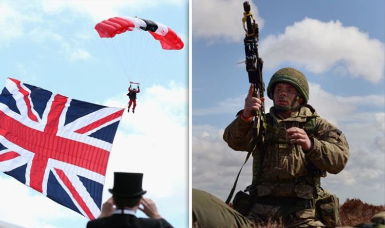 REVEALED The REAL Story Of Britains Iconic Parachute Regiment