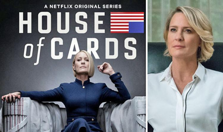 House Of Cards Season 6 Spoilers Netflix Announces Official Launch