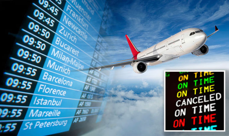 421b2f8e9f45 REVEALED  Why flight times are getting longer despite huge advances in  aviation technology