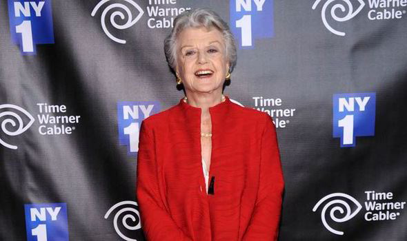 Dame Angela Lansbury On Murder She Wrote Losing Her Husband And