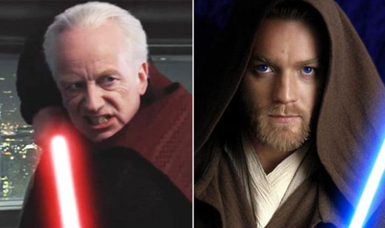 Star Wars Theory Obi Wan Kenobi Was Strongest Force User And Palpatine Worked It Out Films Entertainment Express Co Uk