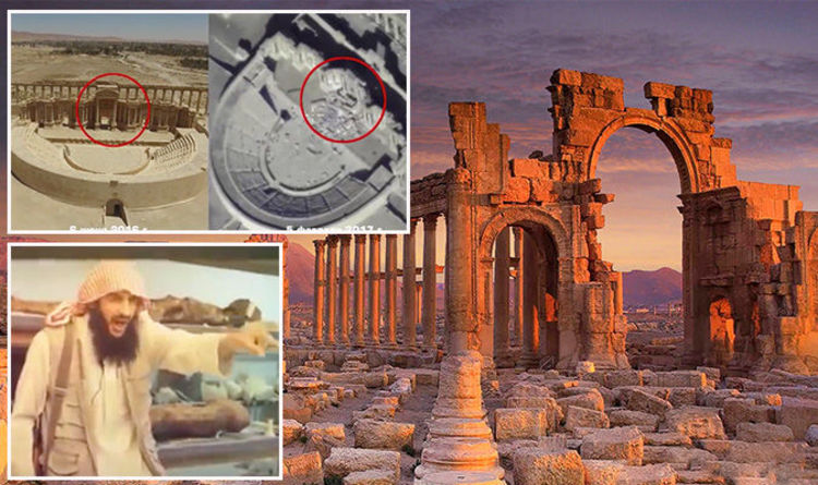 Ancient City Of Palmyra Syria To Reopen Following Isis Destruction