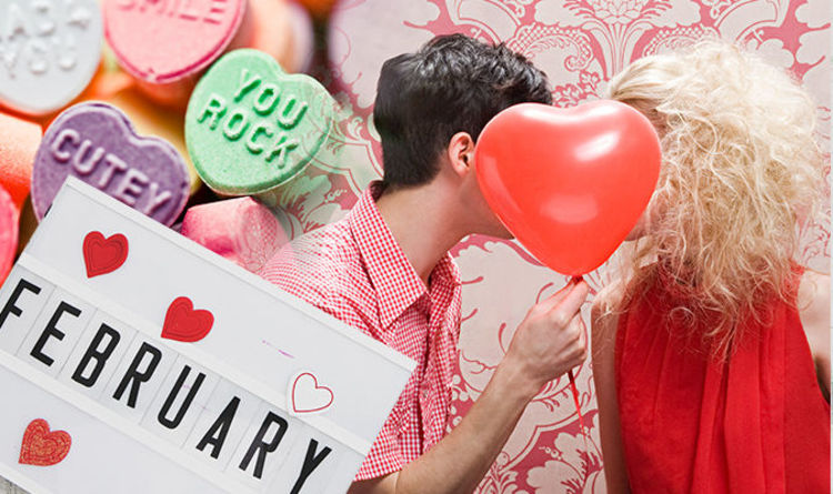 Valentine\'s Day 2018: When is Valentine\'s Day? What day is the ...